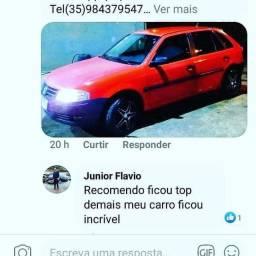 LAVAGEM AUTOMOTIVA COMPLETA