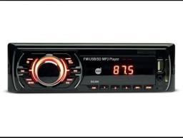 Som Automotivo DAZZ dz-52240 USB/AUX E leitor SD