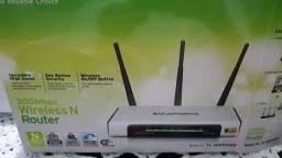 Roteador 3 antenas