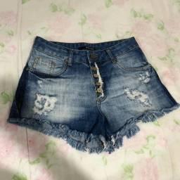 Short Jeans Sholder