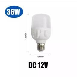 Lâmpada 12 volts 36W E27