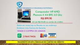 Computador HP Amd Phenom II X4 B95 3.0Ghz