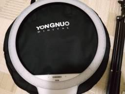 Yongnuo YN308 Bi-Color Video Ring Light (3200-5500K)