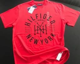 camisetas tommy estampadas atacado minimo 10 pcs