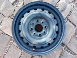 1 roda Fiat aro 13