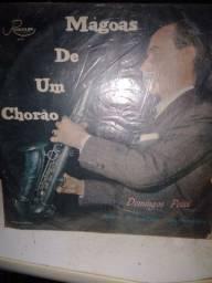 LP Domingos Pecci - Mágoas de um Chorão.