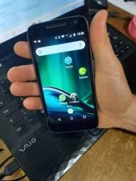 Motorola Moto G4 Preto com nota fiscal
