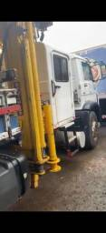 Título do anúncio: Caminhão 13/190 Munck motor mam