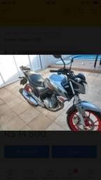 Compre sua moto 0km de forma parcelada