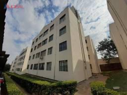 Apartamento com 3 dormitórios para alugar, 61 m² por R$ 1.000,00/mês - Zona 08 - Maringá/P