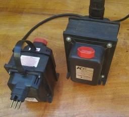 Transformador trafo para ar condicionado