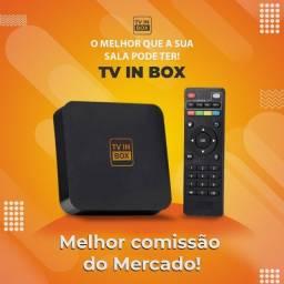 Título do anúncio: tv in box