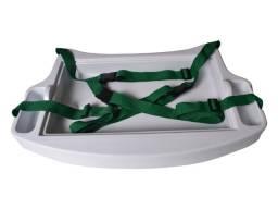 Bandeja para Degustação - Plástico PDV Promocional - Cor Branca