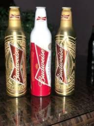 Colação de garrafa Bud copa 2014