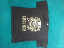 Camisetas Bandas de Rock Masculinas