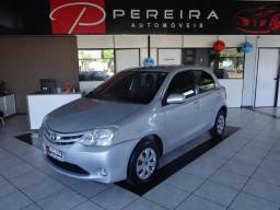TOYOTA ETIOS 2013/2013 1.3 XS 16V FLEX 4P MANUAL