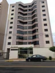 Apartamento à venda, 2 quartos, 1 suíte, 2 vagas, Centro - Campo Grande/MS