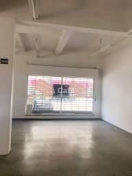 Sala comercial de 174m² privativos no centro de Santa Maria/RS