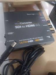 Título do anúncio: Conversor sdi x HDMI