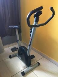 Bicicleta ergométrica kikos 3015 usada