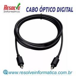 Cabo Óptico Digital
