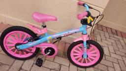 Bicicleta Candy Nathor Aro 16