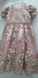 Vestido Tal Mãe Tal Filha Luxo