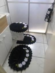 Jogo de banheiro 05 peças