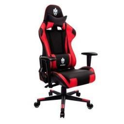 Cadeira Gamer Evolut Tanker Vermelha