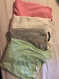 Suéters Zara tamanho P