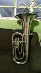 Tuba weril mi bemol (aceito troca por outras tubas)