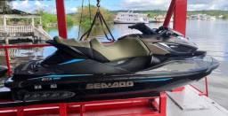 Jet ski Sea Doo GTX 260 Limited Top de linha!