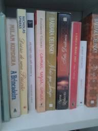Livros cada exemplar 15 reais
