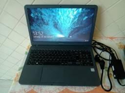 Notebook Samsung core i3 7 geração 1 TB HD * leia *