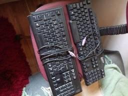 2 teclados $40 os dois