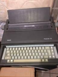 Máquina de escrever eletrica