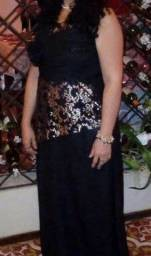 Vestido Longo de Festa Novo só 100 Reais