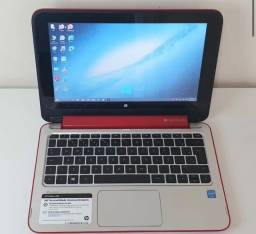Notebook hp pavilion x360 quad core 4gb 500 gb 13 touchscreen