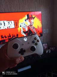 Xbox one S 1 TB Controle + Jogos