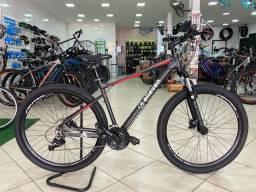 Título do anúncio: Bicicleta Elleven Gravity 27v