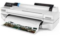 Impresso Plotter Hp t130