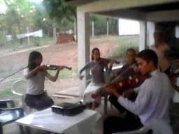 Violino e violão básico e avançado