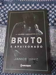 Livro Bruto e apaixonado
