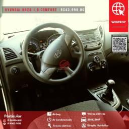 Título do anúncio: Vendo HB20 1.0 Confort 12V Flex 4P manual