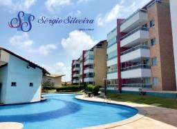 Apartamento no Porto das Dunas pé na areia Costa blanca 3 suítes perto do Golf Ville