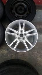 Jogo de rodas Hyundai aro 17 5x114