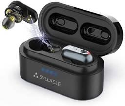 Fone Syllable s101 Tws Sem Fio Bluetooth 5.0<br><br>