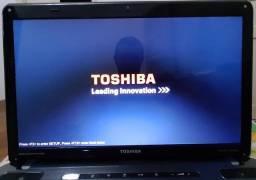 Notebook Toshiba top de linha core i5