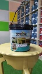 Promoção tinta acrílica Castelense 3,6L (várias cores)