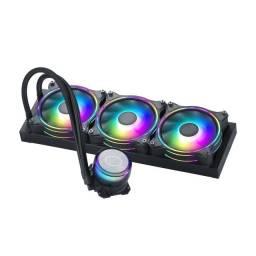 Título do anúncio: Noobi - Water Cooler Cooler Master MasterLiquid ML360 Illusion 360mm ARGB
